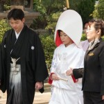 mariage au Japon traditionnel