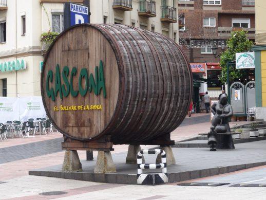 cidre à Oviedo