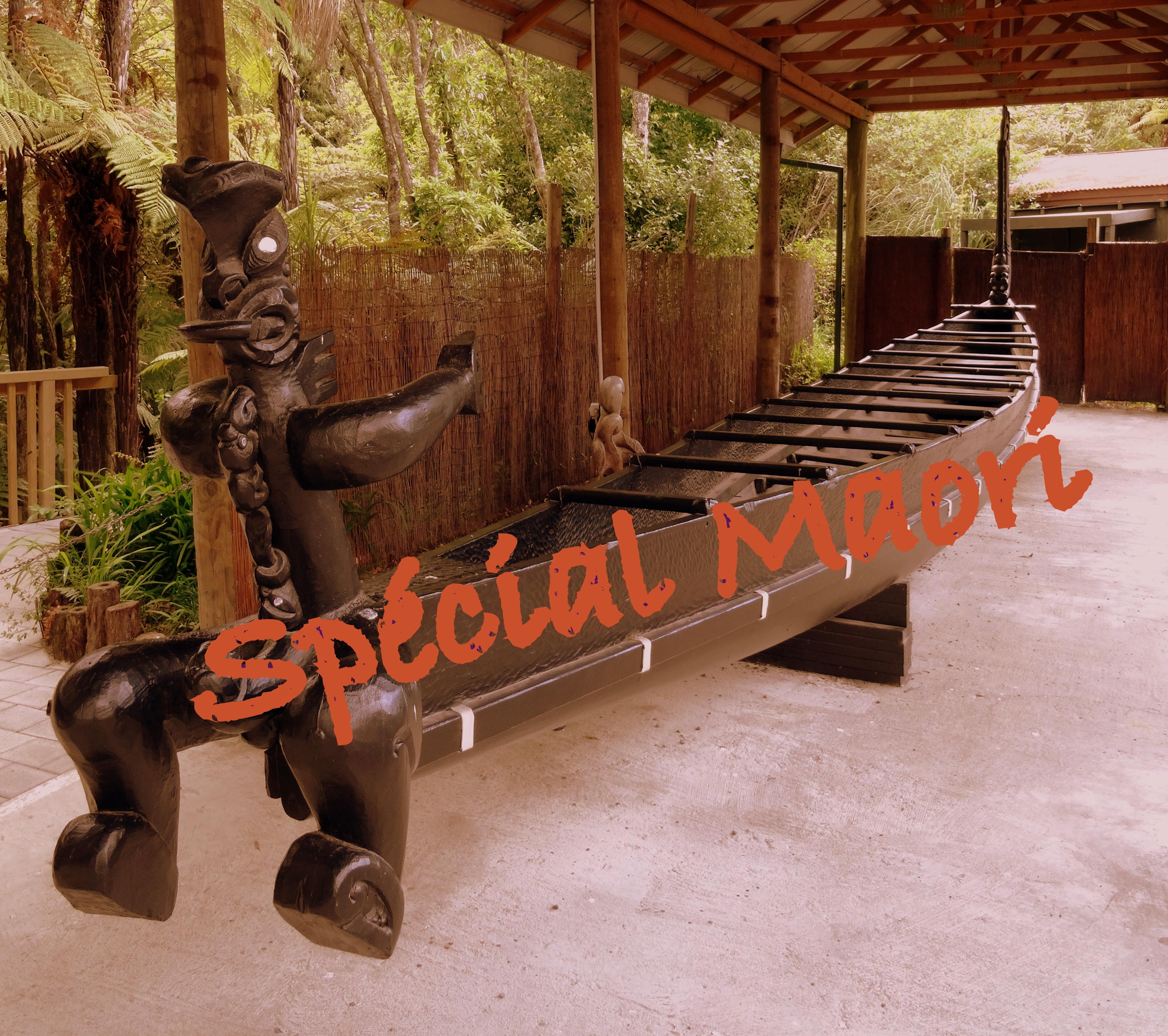 Spécial Maori