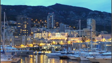 Monaco la nuit