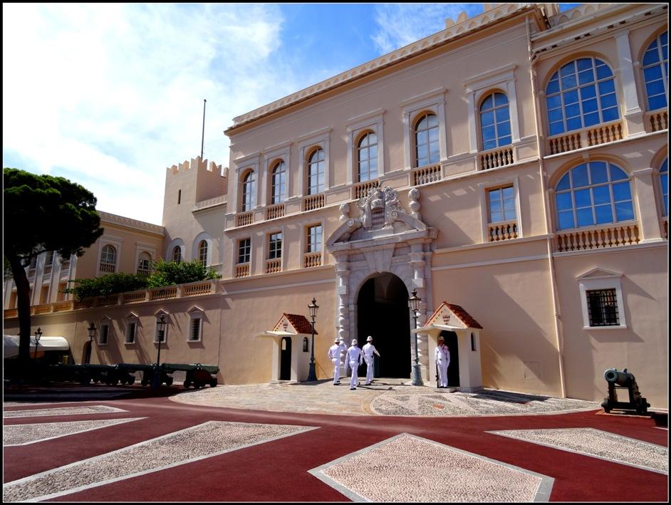 symbole de Monaco